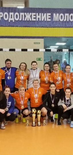 Кубок Самарской области по мини-футболу среди женских команд